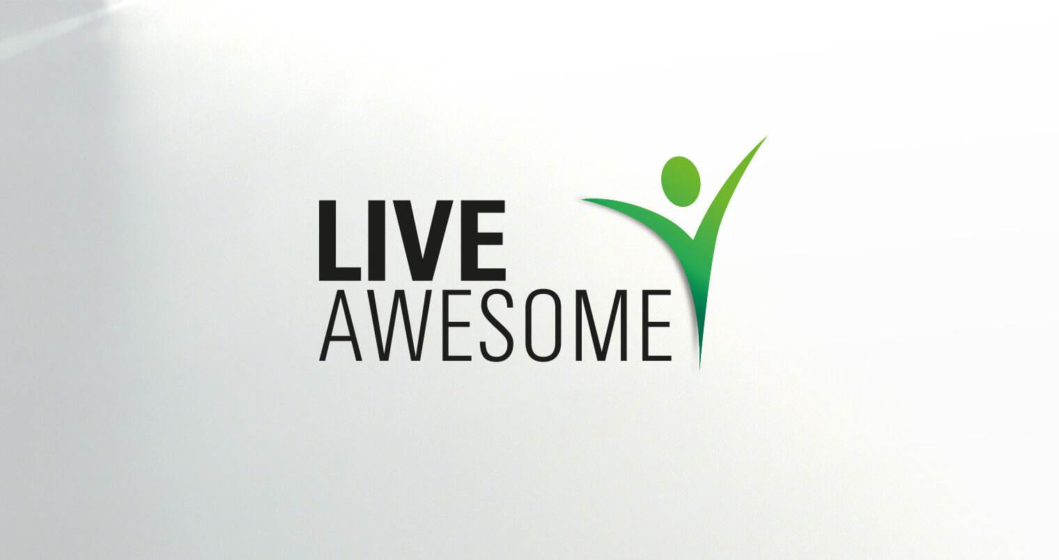 LIVE AWESOME: Logodesign