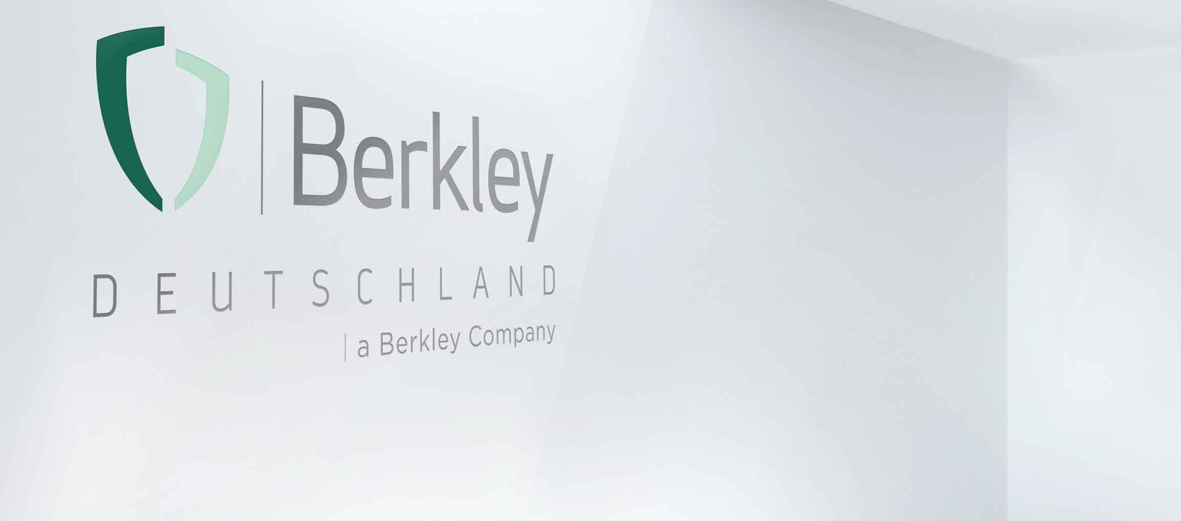 W. R. Berkley Europe: Corporate Design Relaunch