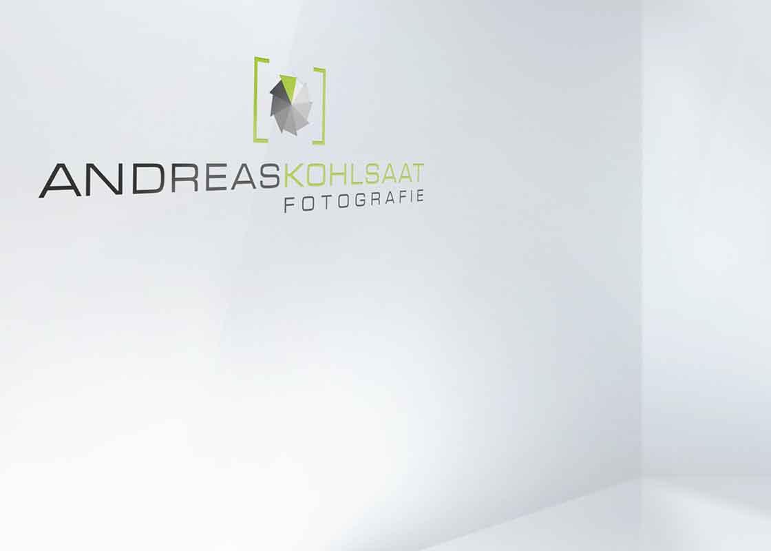 Die Designtante: Corporate Design Andreas Kohlsaat Fotografie