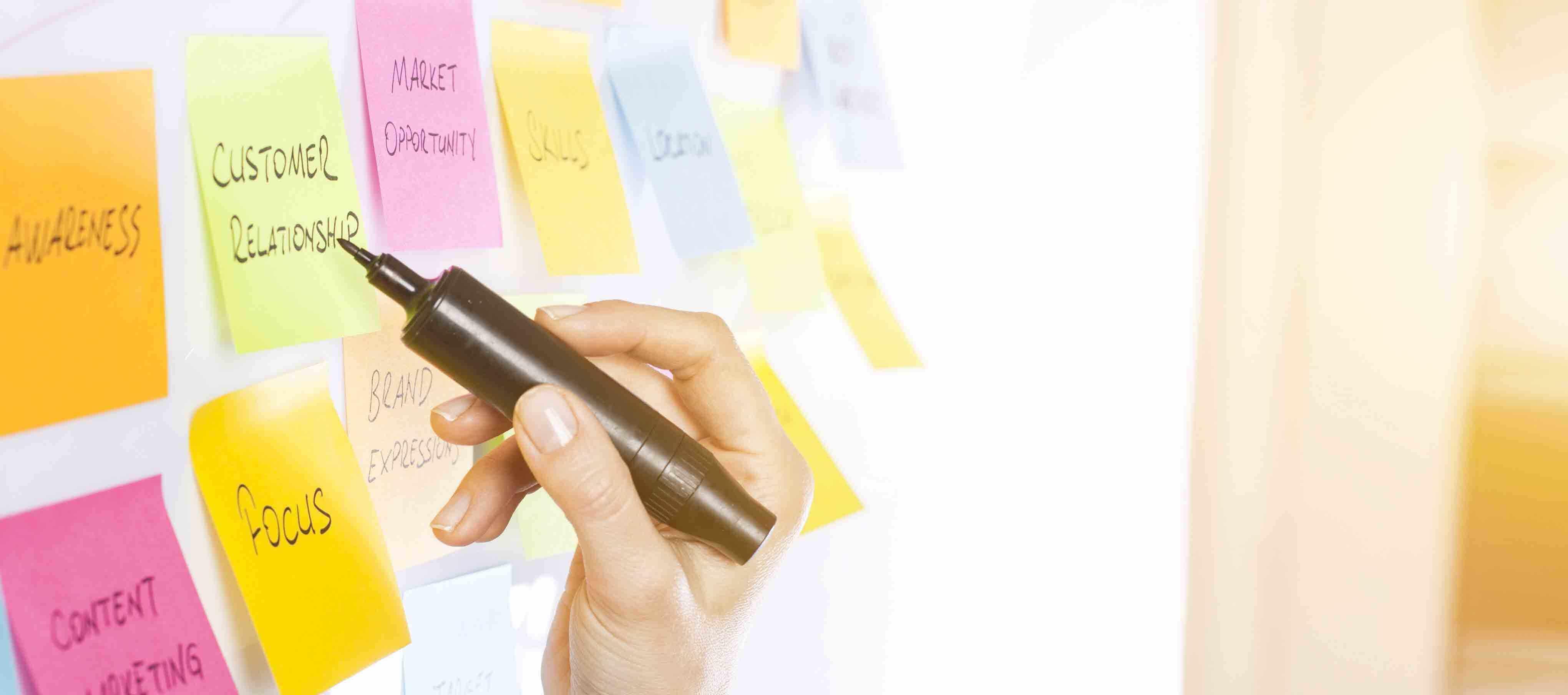 Corporate Design-Prozess: Vision und Positionierung