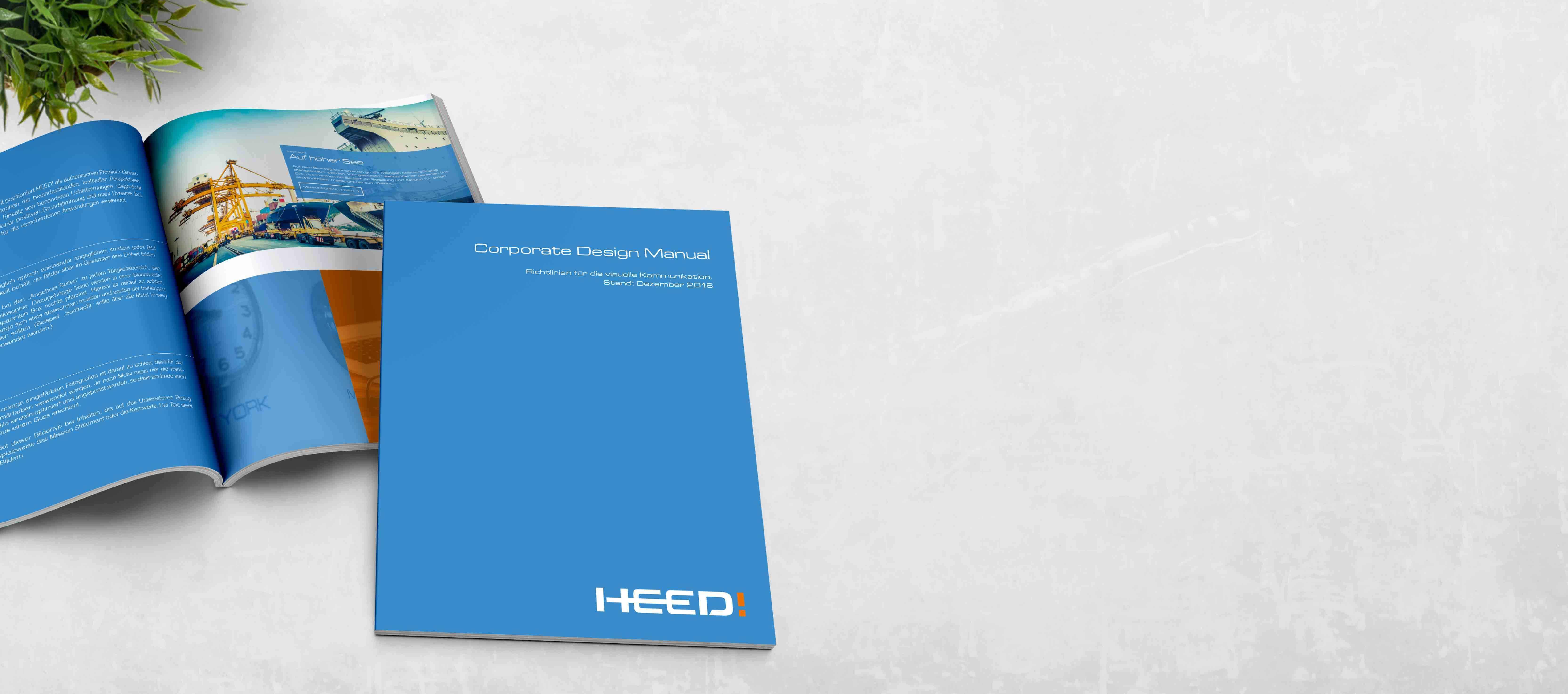 Corporate Design-Prozess: Schriften, Bilder und Gestaltungsraster