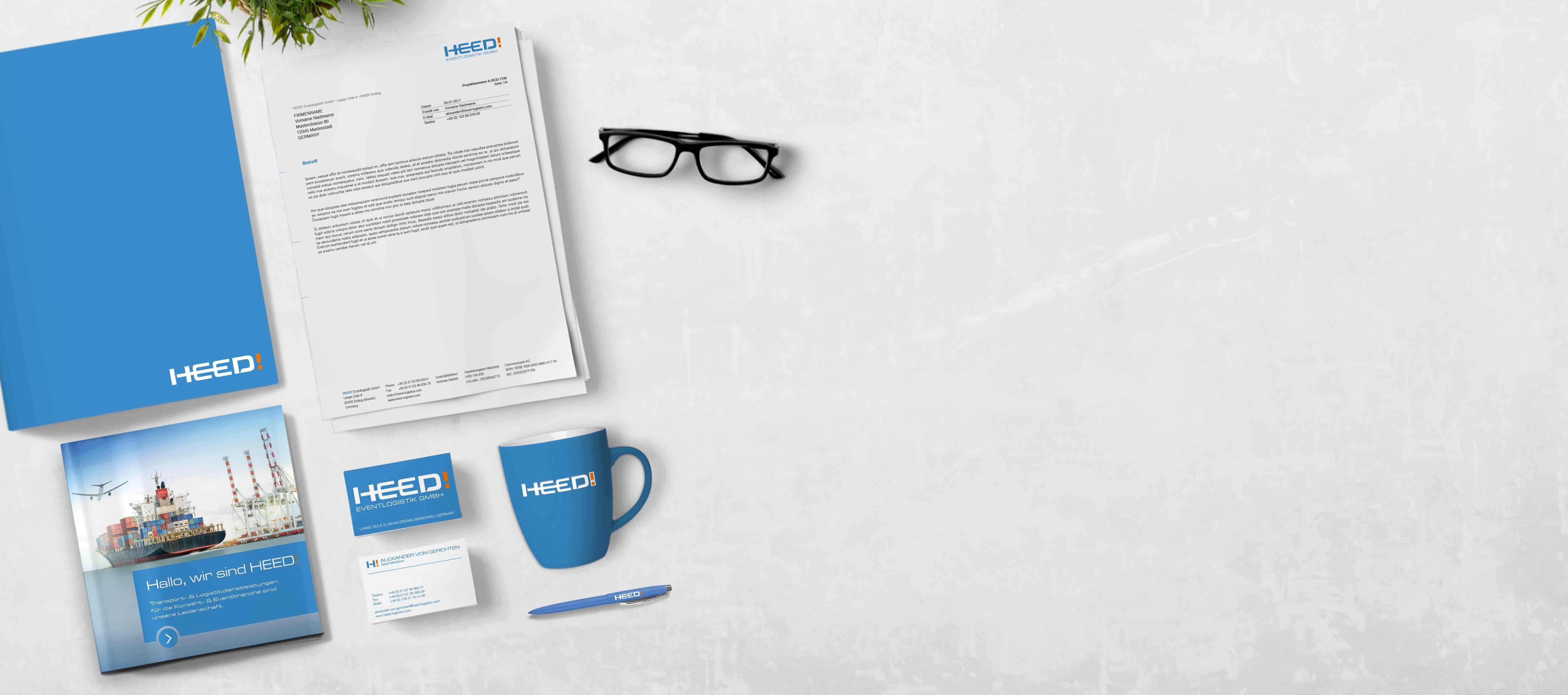 Corporate Design-Prozess: Gestaltung von Kommunikationsmitteln