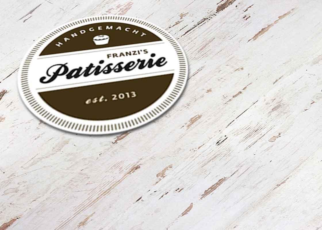 Franzis Patisserie: Corporate Packaging