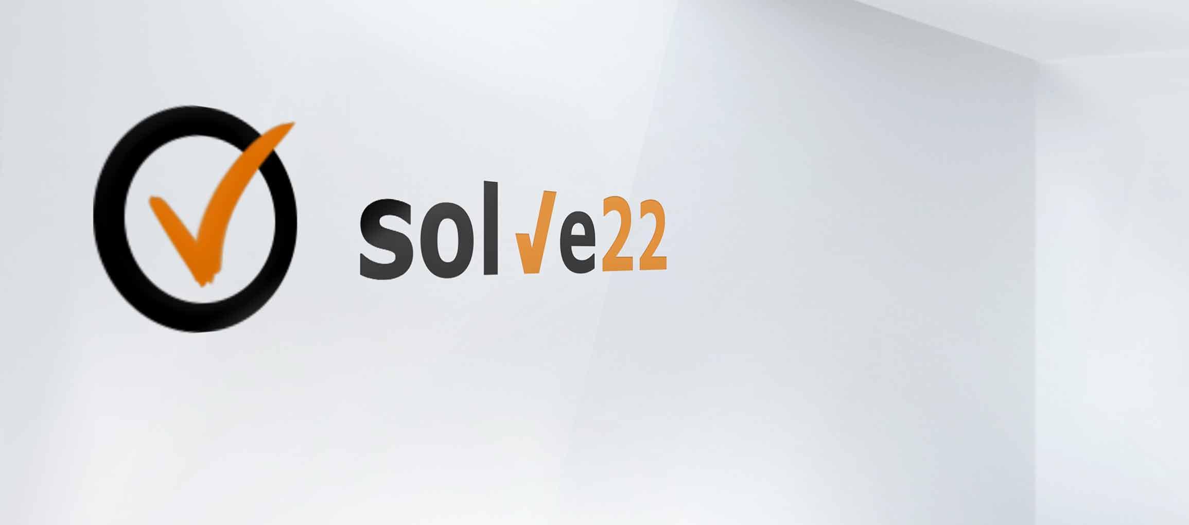 Website Relaunch für Solve22