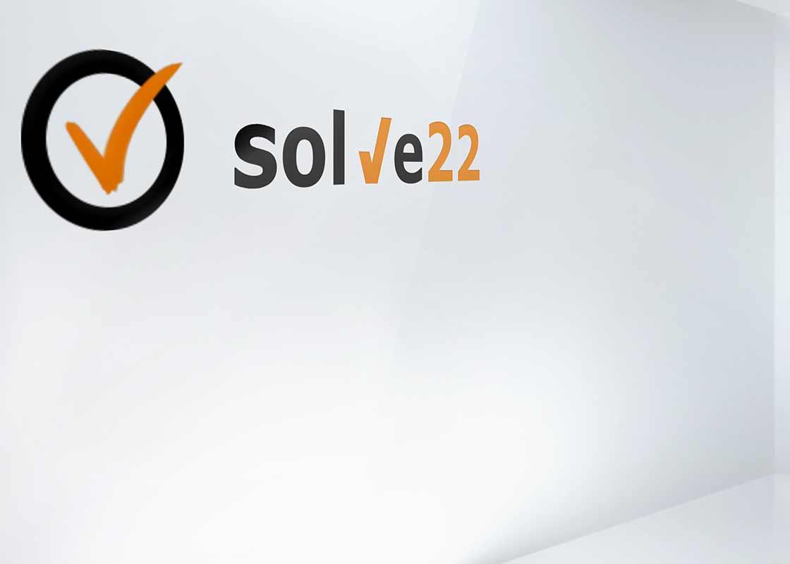 Solve22: Website Relaunch