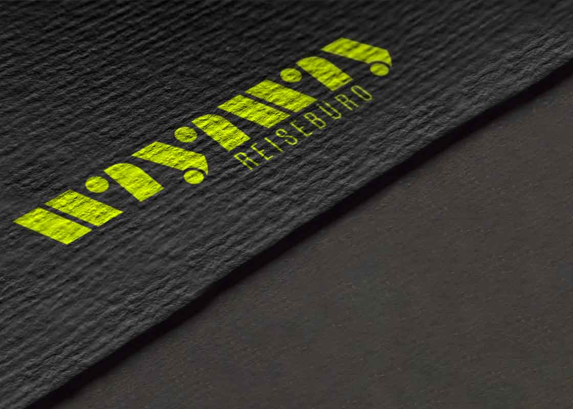 Die Designtante: Logo-Entwicklung Reisebüro