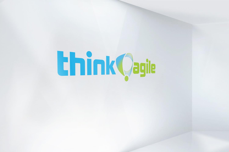 die Designtante: Logoentwicklung think!agile