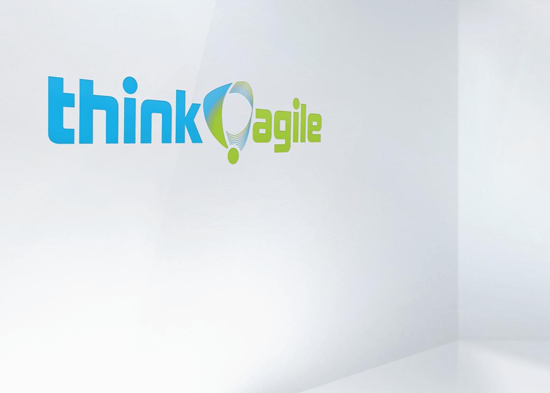 Die Designtante: Logo-Entwicklung Agile Coach